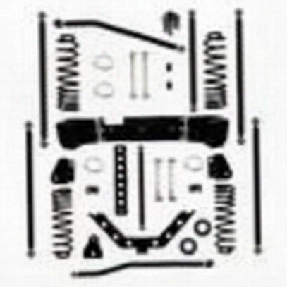 Rock Krawler 2.5 Off-road Pro Long Arm Lift Kit - Jk25orp-2