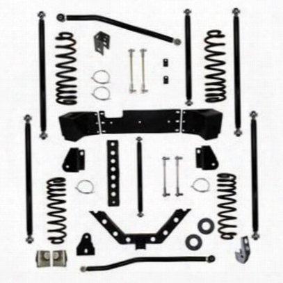 Rock Krawler 2.5 Off-road Pro Long Arm Lift Kit With 3 Inch Rear Stretch - Jk25orp-3s