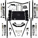 Rock Krawler 5.5 Inch Off-Road Pro Long Arm System with 5 Inch Stretch - Stage 1 - RKSTJ55ORP-5S01S1