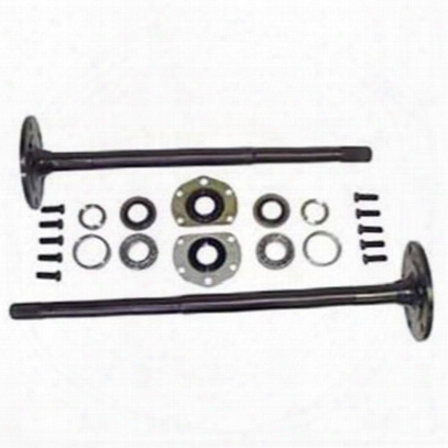 Crown Automotive Amc Model 20 Cj Narrow Trac One-piece Axle Kit - Rt23007
