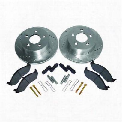 Crown Automotive Performance Front Brake Kit - Rt31012