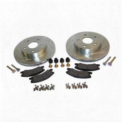 Crown Automotive Performance Front Brake Kit - Rt31036
