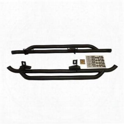 Crown Automotive Side Guard Set (black) - Rt20028