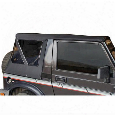 Rampage Factory Replacement Soft Top (black Mesh) - 98535
