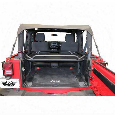 Rampage Rear Sport Rack - 86624