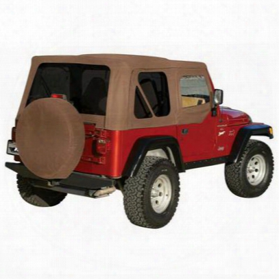 Rampage Replacement Soft Top (khaki Diamond) - 99536