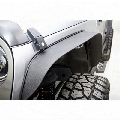 Rampage, Trail Fender Flares, (black Powder Coat) - 867981