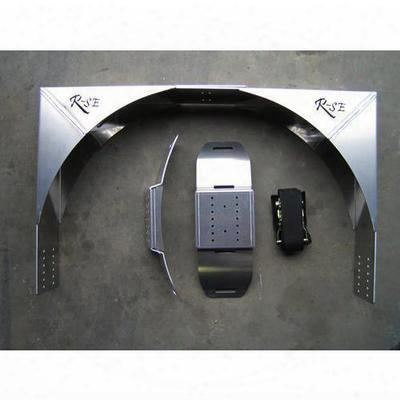 Rock-slide Engineering Ez Rack (black) - Ac-tr-101