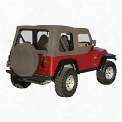 Rt Off-road Complete Soft Top (khaki Diamond) - Ct20136