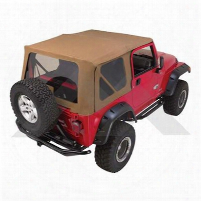 Rt Off-road Complete Soft Top (spice) - Ct20337