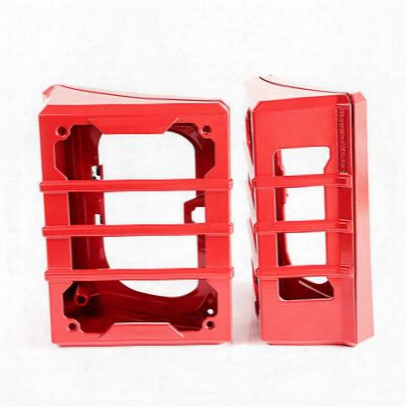 Rugged Ridge Elite Tail Light Guards - 11226.06