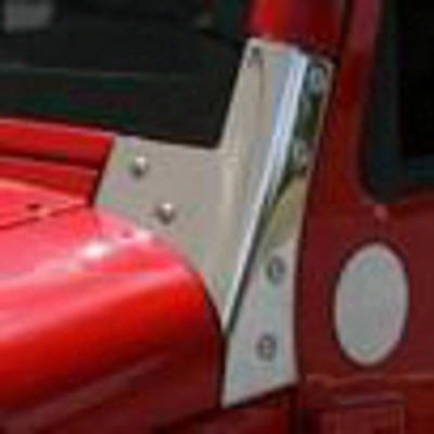 Rugged Ridge Windshield Hinge Treatment - 11112.03