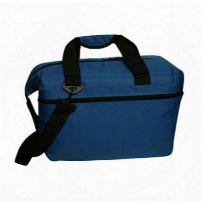 Ao Coolers 48-pack Canvas Cooler (royal Blue) - Ao48rb