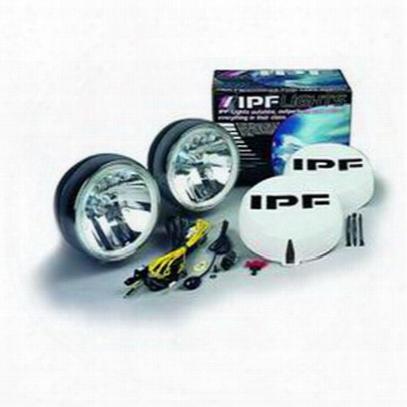 Arb Ipf Recessed Fog Light Kit - 9249fc