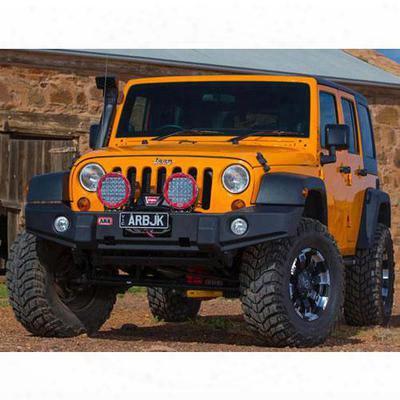 Arb Winch Front Bumper (black) - 3950200