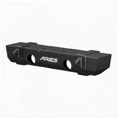 Aries Offroad Trailcrusher Front Bumper (black) - 2156000