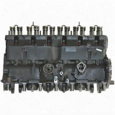 Atk Amc 258 Cid Inline 6 Cylinder Replacement Jee Engine - Da22