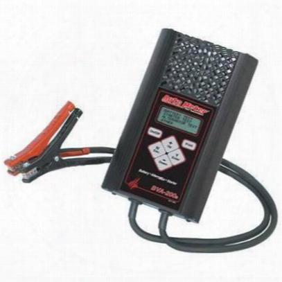 Auto Meter Battery Tester - Bva-200s
