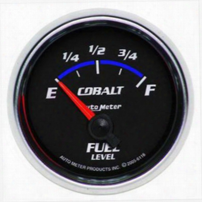 Auto Meter Cobalt Electric Fuel Level Gauge - 6116