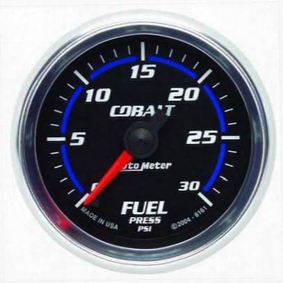 Auto Meter Cobalt Electric Fuel Pressure Gauge - 6161