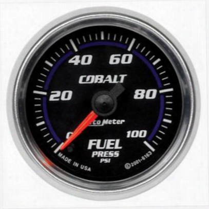Auto Meter Cobalt Electric Fuel Pressure Gauge - 6163