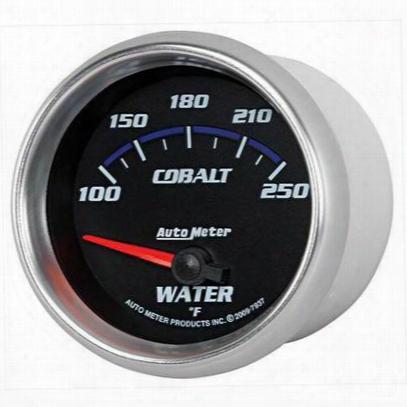 Auto Meter Cobalt Electric Water Temperature Gauge - 7937