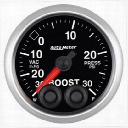 Auto Meter Elite Series Boost/vacuum Gauge - 5677