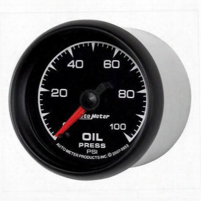 Auto Meter Es Electric Oil Pressure Gauge - 5953