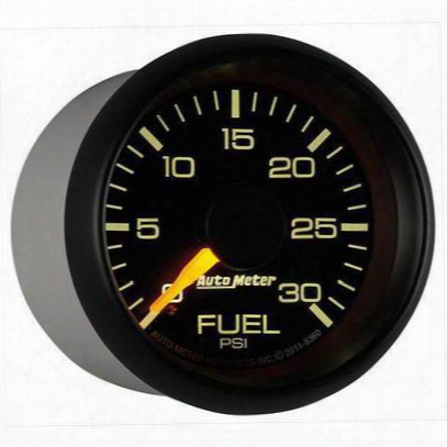 Auto Meter Factory Match Gm Fuel Pressure - 8360