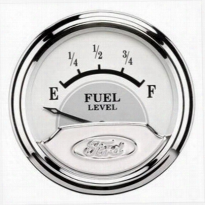 Auto Meter Ford Racing Series Electric Fuel Level Gauge - 880351