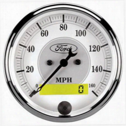 Auto Meter Ford Racing Series In Dash Electric Speedometer - 880355