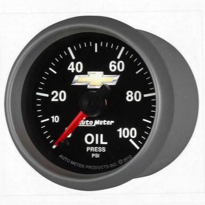 Auto Meter Gm Series Electric Oil Pressure Gauge - 880447