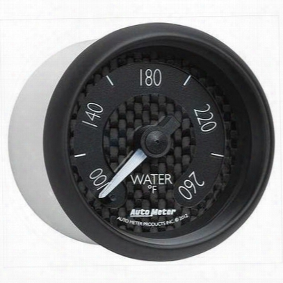 Auto Meter Gt Series Electric Water Temperature Gauge - 8055