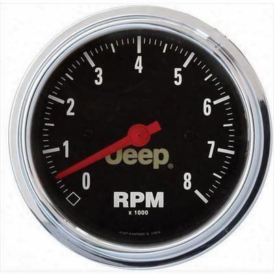 Auto Meter Jeep Licensed Tachometer - 880246