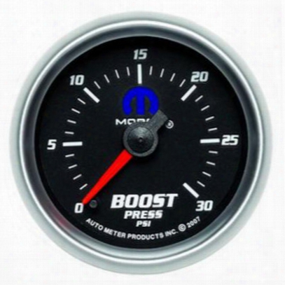 Auto Meter Mopar Electric Boost Gauge - 880020