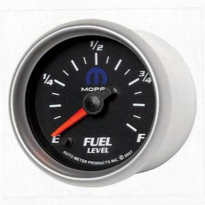 Auto Meter Mopar Electric Programmable Fuel Level Gauge - 880013