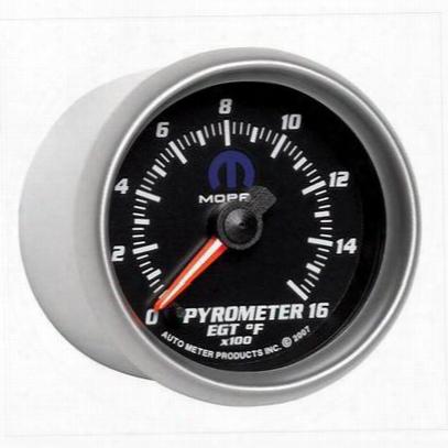 Auto Meter Mopar Electric Pyrometer/egt Gauge - 880017