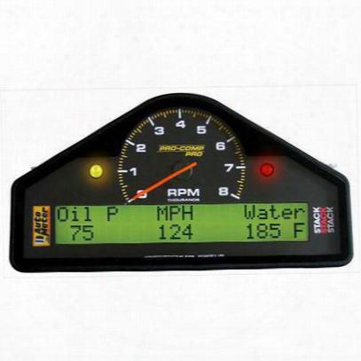 Auto Meter Pro-comp Pro Digital Race Tach/speedo Combo - 6003