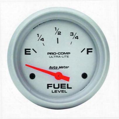 Auto Meter Ultra-lite Electric Fuel Level Gauge - 4414