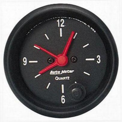Auto Meter Z-series Clock - 2632