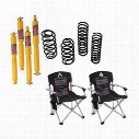 ARB 2 Inch Lift Kit with Chairs Package - LIFTSET03