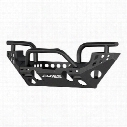 Aries Offroad TrailChaser Front Bumper (Option 8) (Black) - 2082030