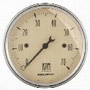Auto Meter Antique Beige Electric Tachometer - 1898