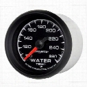 Auto Meter ES Electric Water Temperature Gauge - 5955