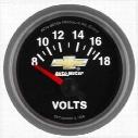 Auto Meter GM Series Electric Voltmeter Gauge - 880444