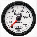 Auto Meter Phantom II Electric Fuel Pressure Gauge - 7563