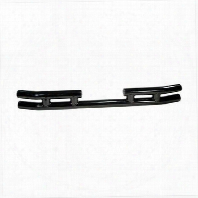 Rugged Ridge 3 Inch Rear Tube Bumper Without Hitch (black) - 11570.03