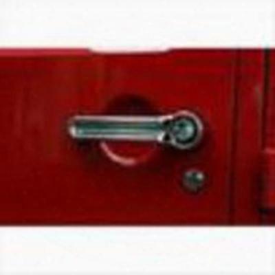 Rugged Ridge Chrome Door Handle Covers - 13311.13