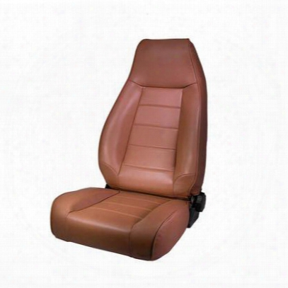 Rugged Ridge Factory Style Replacement Front Seat With Recliner (spice) - 13402.37