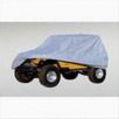 Rugged Ridge Full Jeep Cover (gray) - 13321.51